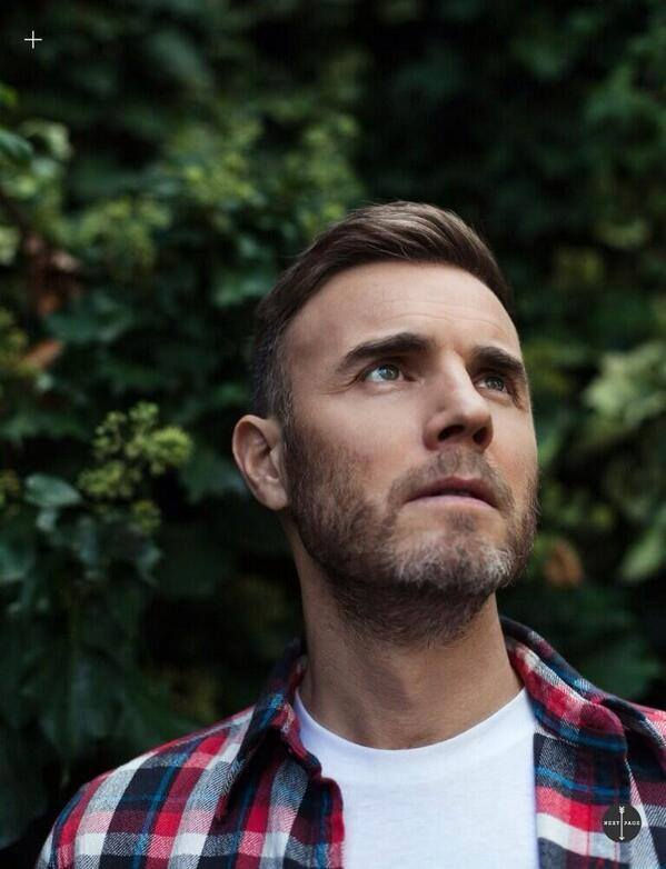 Gary Barlow for Sounds Magazine by Luc Coiffait 14575010