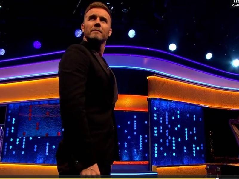 The Jonathan Ross Show (26/10/2013) - Gary Barlow Prasen10