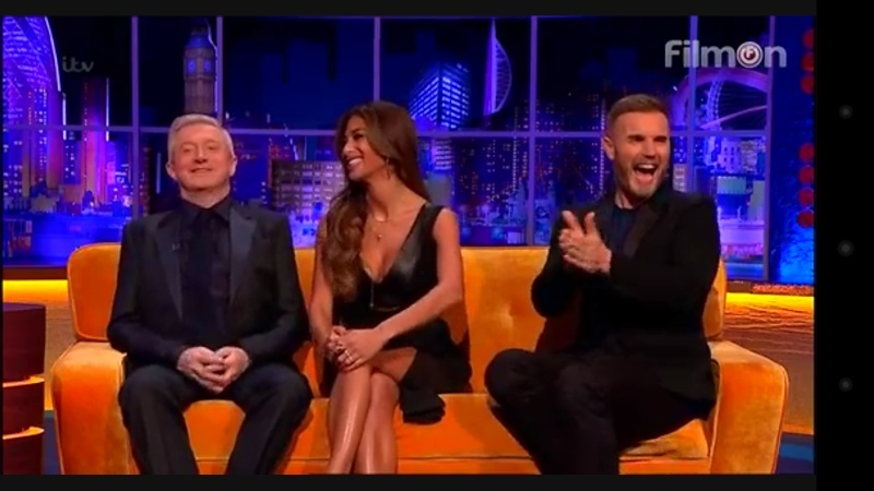 The Jonathan Ross Show (26/10/2013) - Gary Barlow Screen16