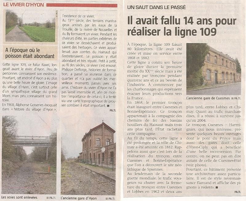 RAVel L109 Part 1 Mons - Estinnes Provin11