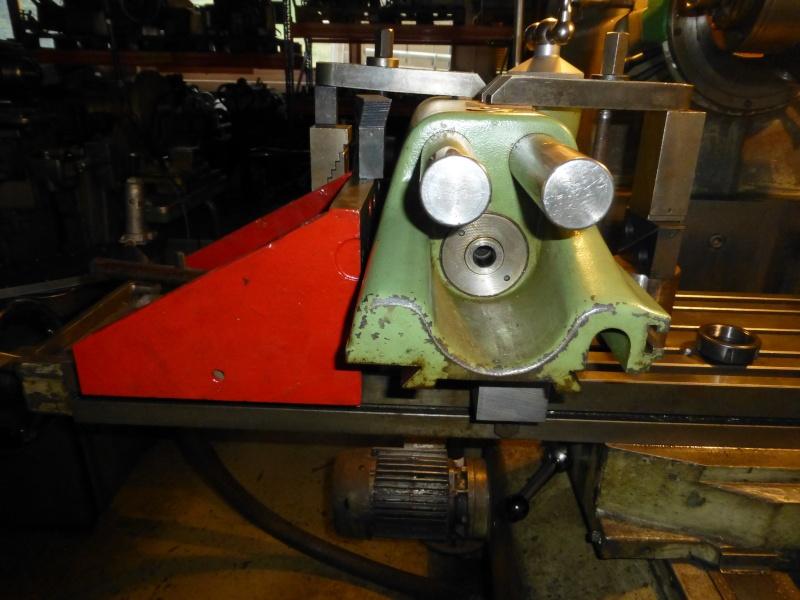 Installation d'une nouvelle tête verticale pour ma fraiseuse Schaublin 13 P1010421
