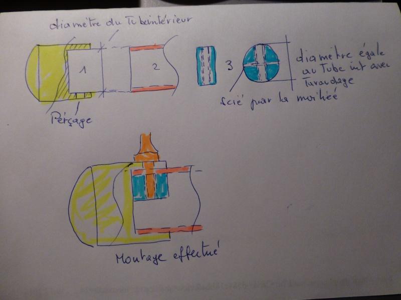 Carottage au tour: Patère de poignée [Fabrication] P1010810