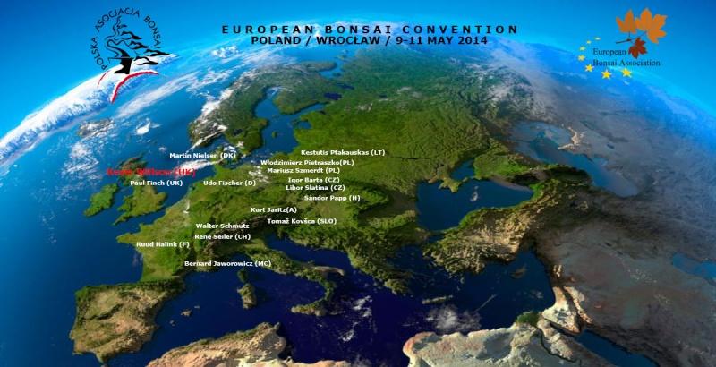 EBA&ESA Bonsai Convention Wrocław 9-11 may 2014 Europa10