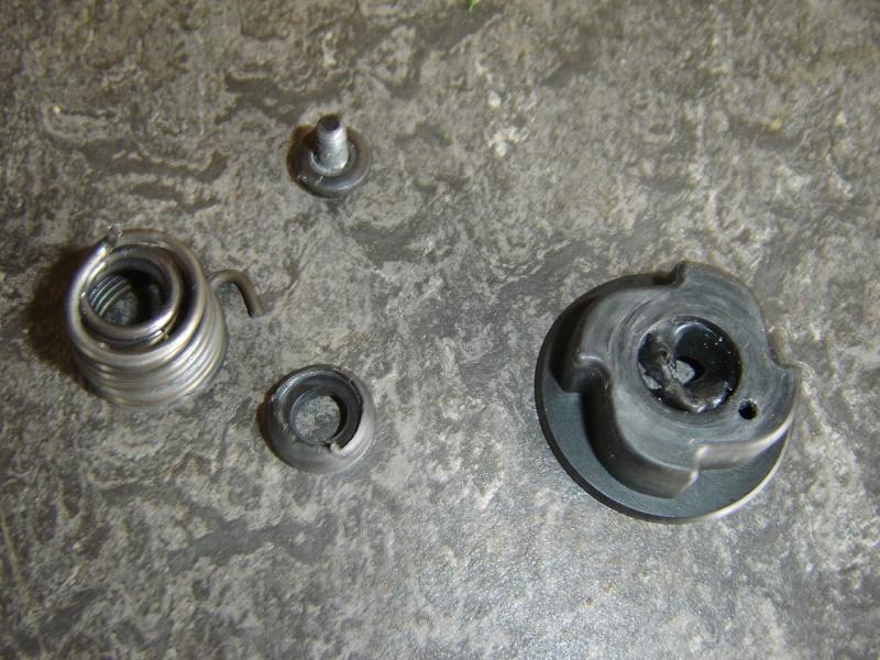 Casse noix lanceur TR 00384