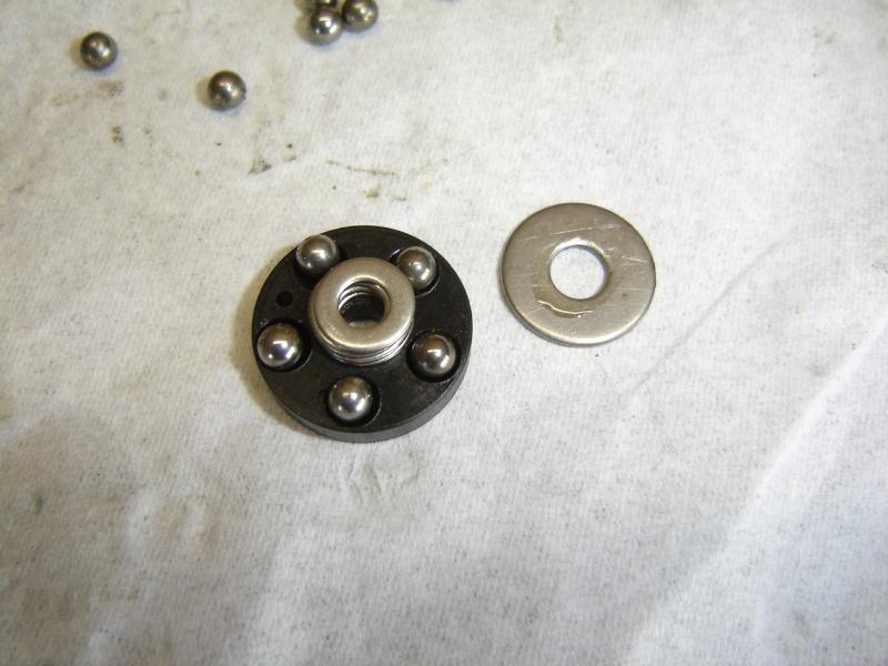 piston double effets - Modif piston IRC  00393