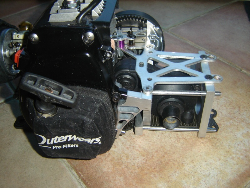 Baja roofchopper inox + RCMK 30.5  0041911