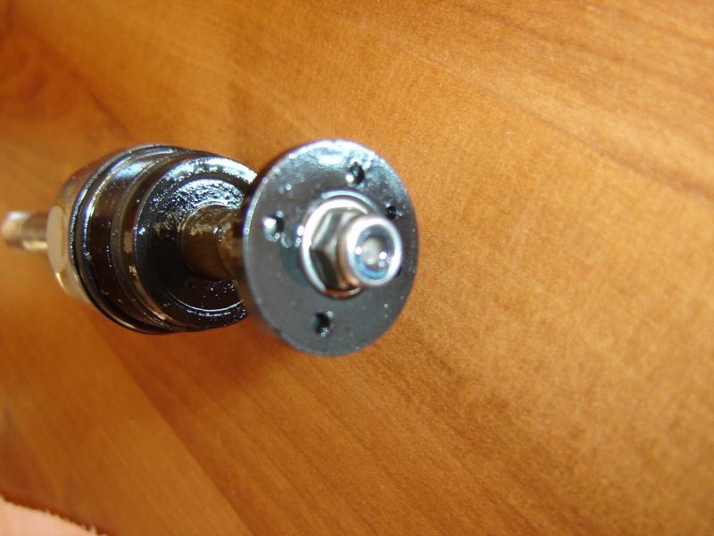 piston double effets - Modif piston IRC  00487