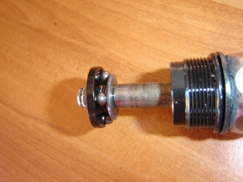 piston double effets - Modif piston IRC  00568