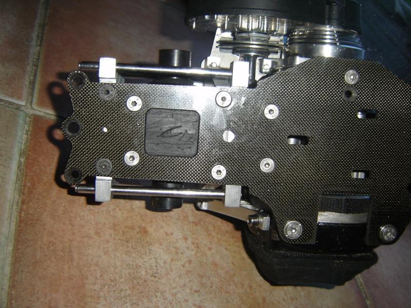 Baja roofchopper inox + RCMK 30.5  0061710