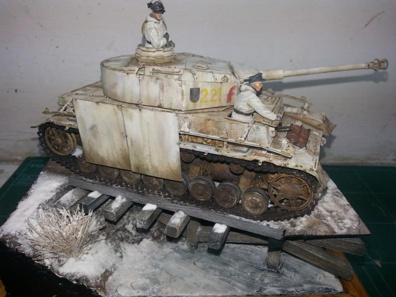 Italeri Panzer IV ausf H 20140316