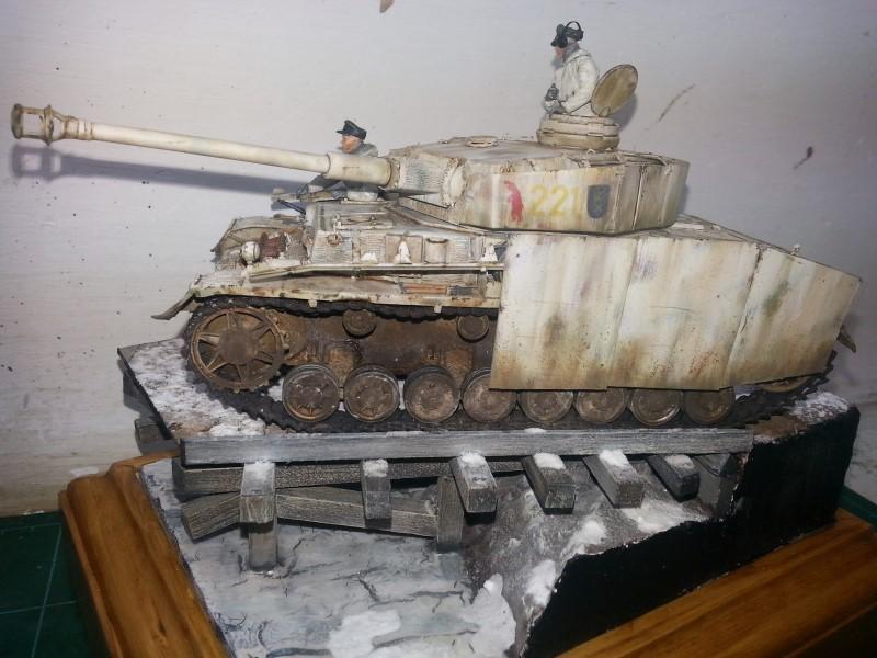 Italeri Panzer IV ausf H 20140317