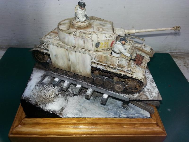 Italeri Panzer IV ausf H 20140318