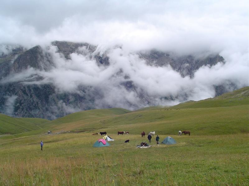 Plateau d'Emparis Dsc01110