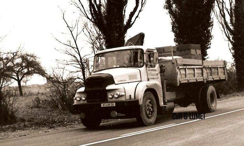 Transports AUGRAS jacques et Geay Freres  la famille de Buzancais Geay_210