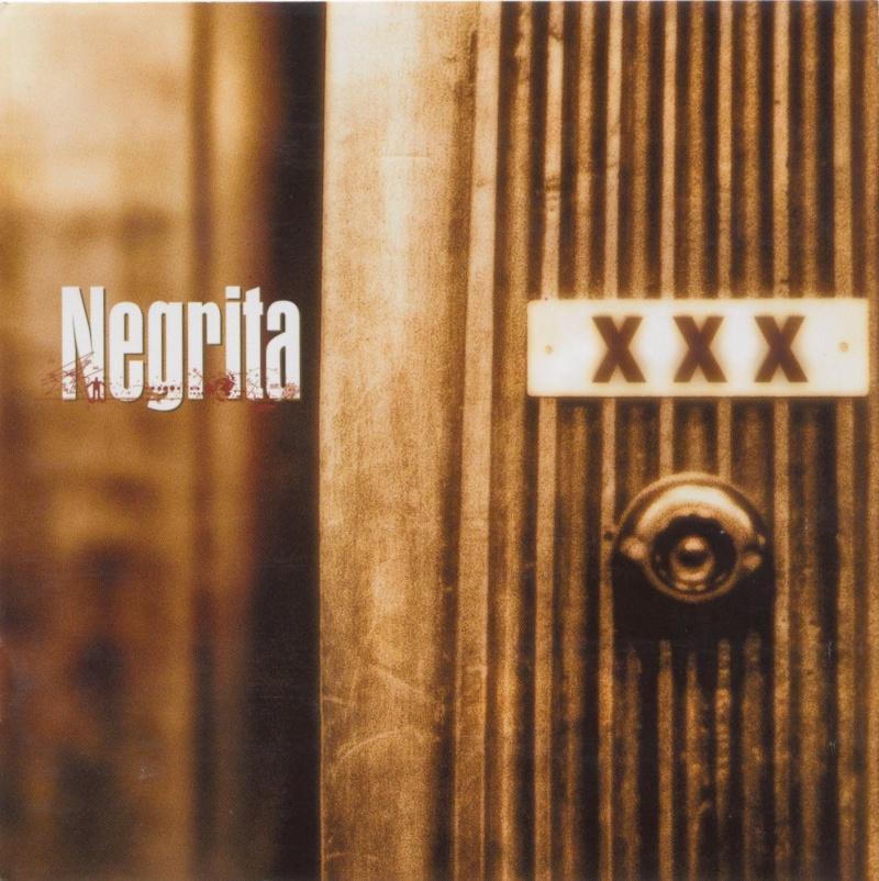 """Negrita """"XXX"""" Negrit11"""