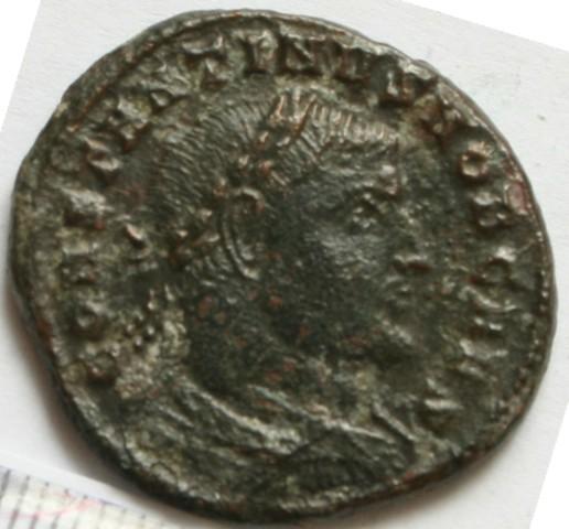 Restaurer une monnaie D18