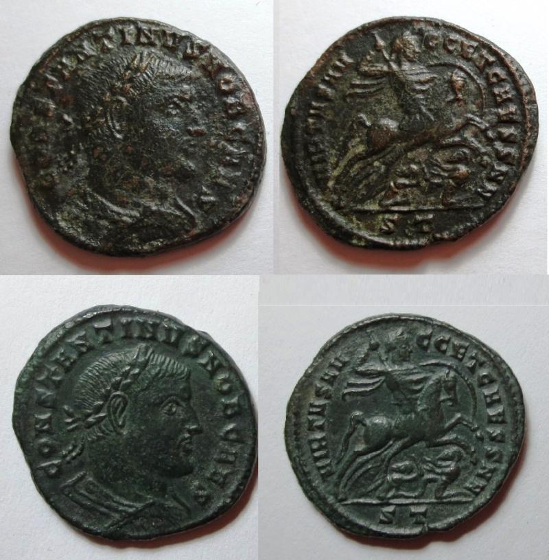 Restaurer une monnaie Post-311