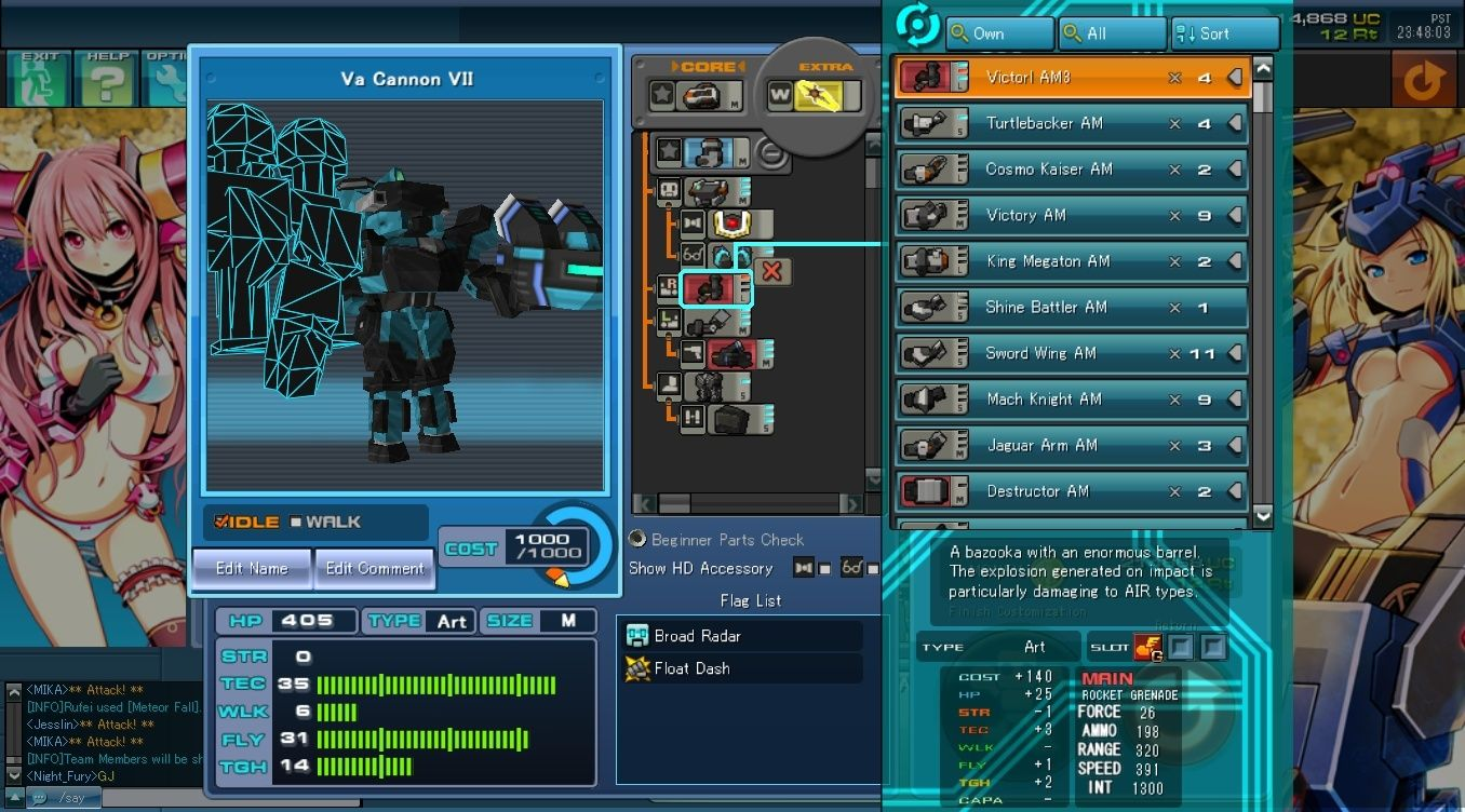 Show off your Garage/Bot/Part/Weapon/Gameplay/etc(?) - Page 27 Screen19
