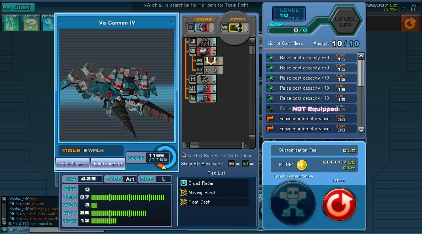 Show off your Garage/Bot/Part/Weapon/Gameplay/etc(?) - Page 37 Screen25