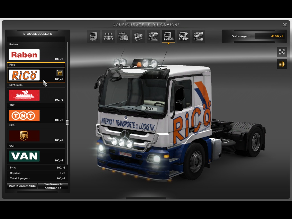 ETS2 - On the road 1 Ets2_285