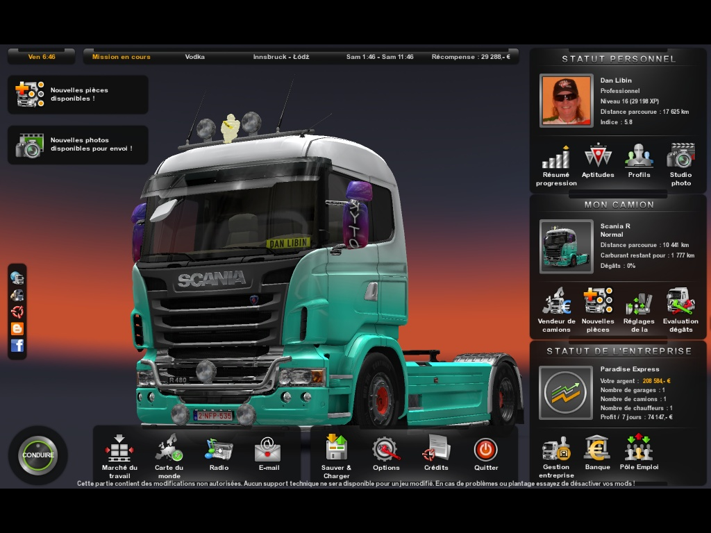 ETS2 - On the road 2 Ets2_491