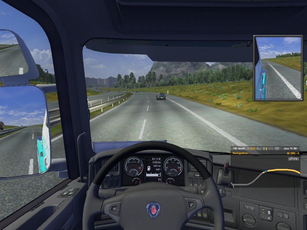 ETS2 - On the road 2 - Page 2 Ets2_511