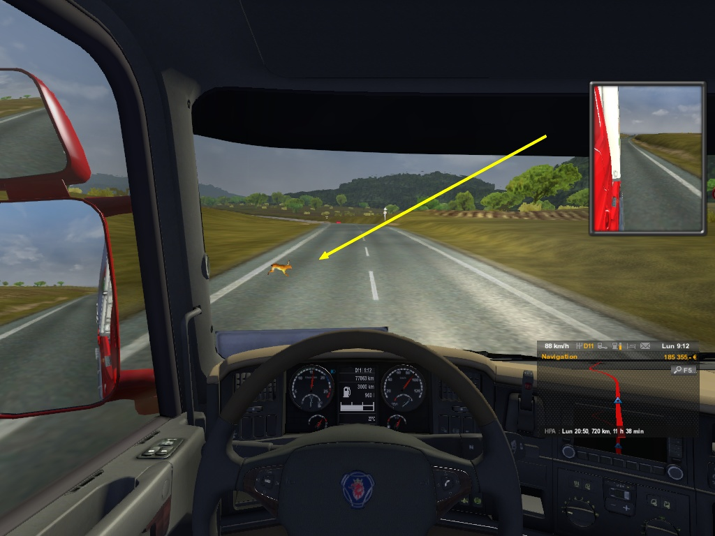 ETS2 - On the road 2 - Page 6 Ets2_743
