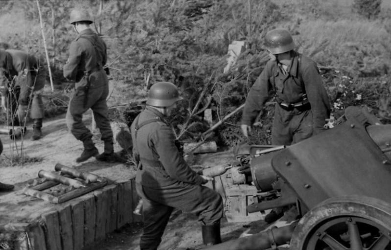 Les chasseurs de chars, Panzerjäger, de la Luftwaffe 10910