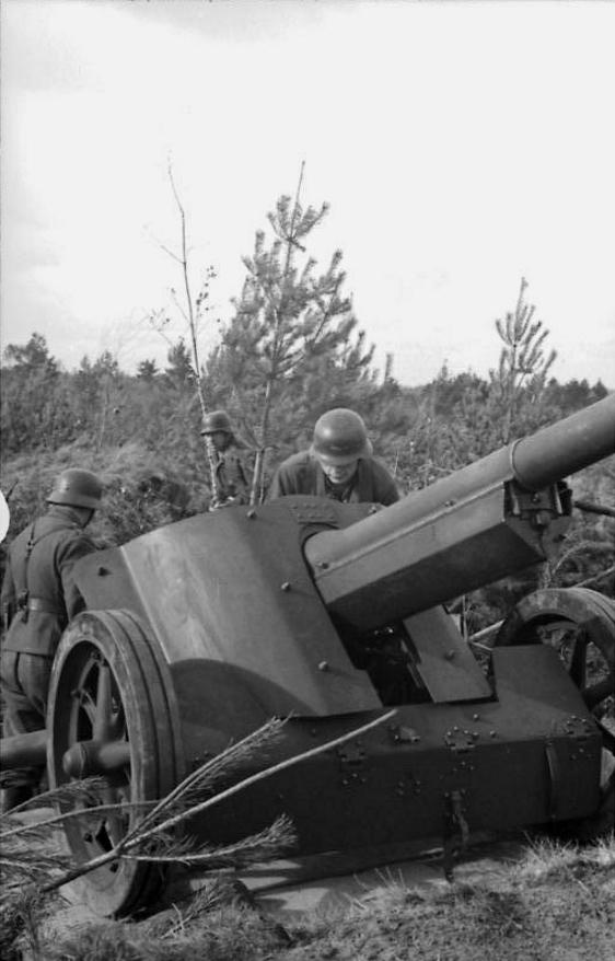Les chasseurs de chars, Panzerjäger, de la Luftwaffe 10c10