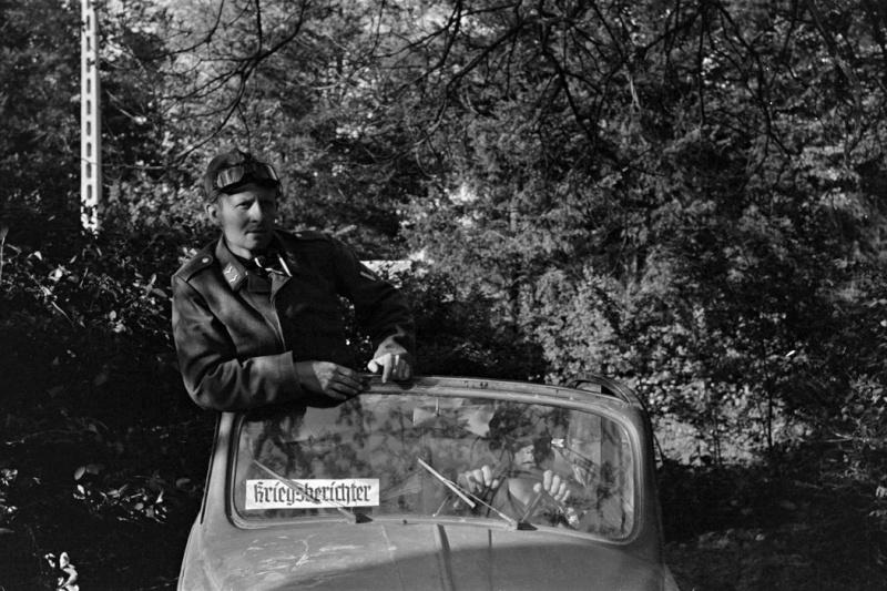 Les correspondants de guerre (Kriegsberichter) de la Luftwaffe 111
