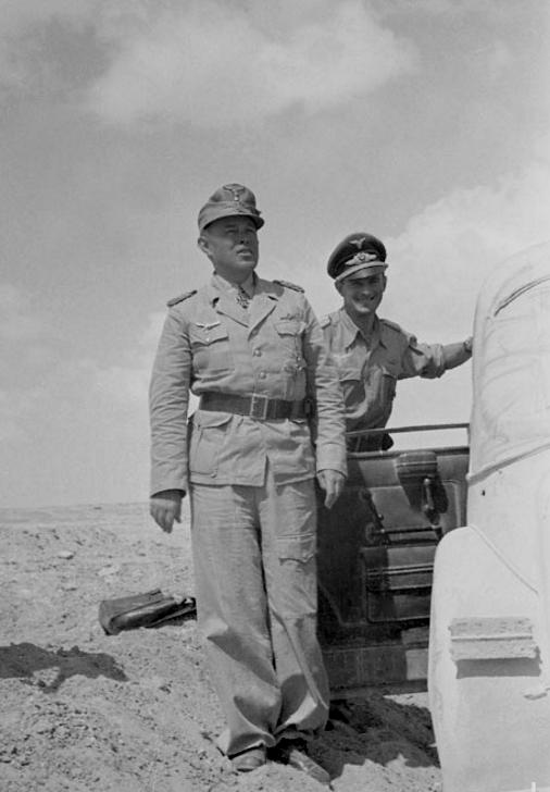 Les soldats de la Luftwaffe en Afrique - Page 2 1213