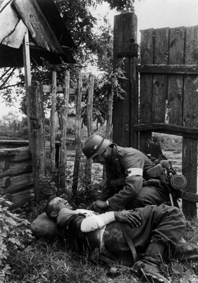 Les services sanitaires de la Luftwaffe 13110