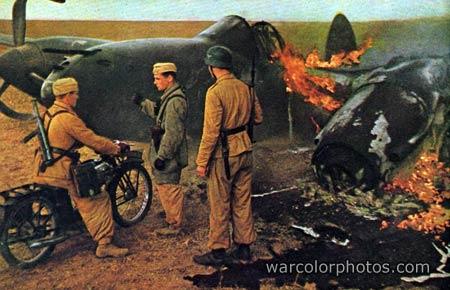 La Luftwaffe en couleurs ! 1611