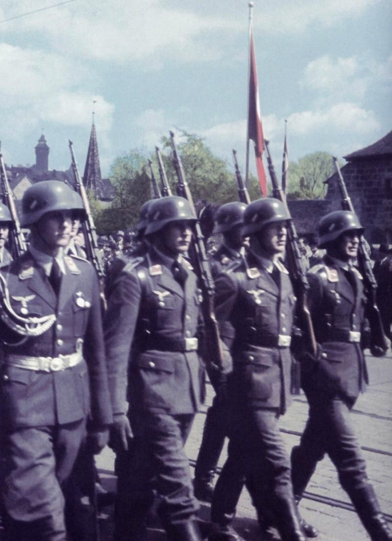 La Luftwaffe en couleurs ! 1612