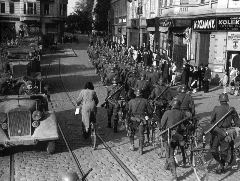 Les vélos de l'armée Allemande ww2 - Page 4 16b10