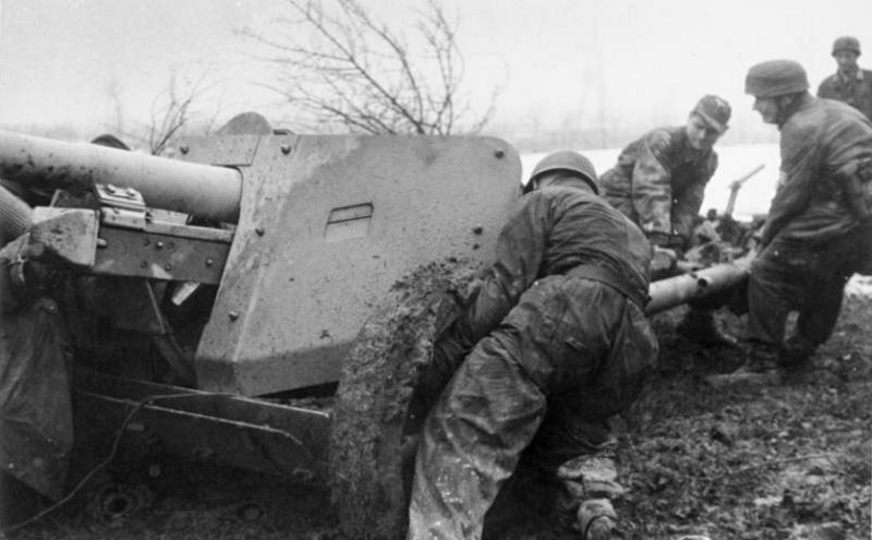 Les chasseurs de chars, Panzerjäger, de la Luftwaffe 19y1010