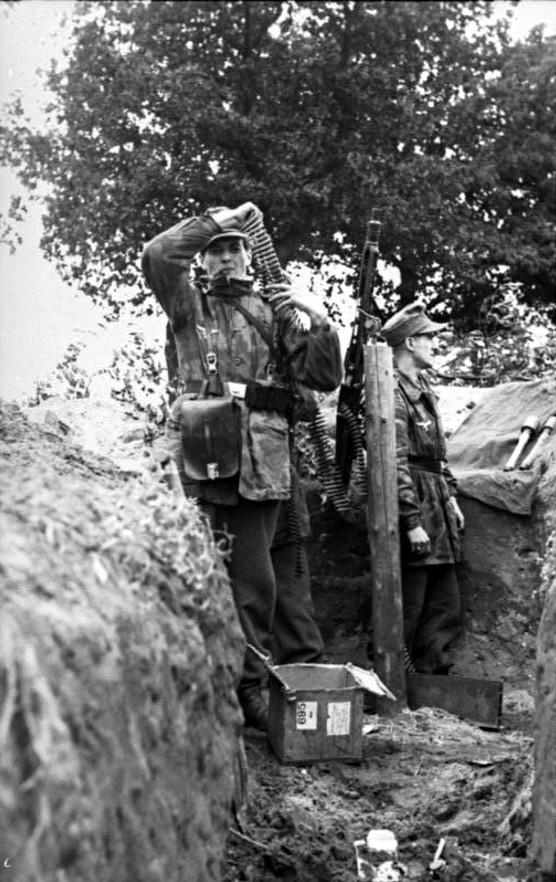 Les troupes de la Luftwaffe lors de la bataille de Market Garden 201b10