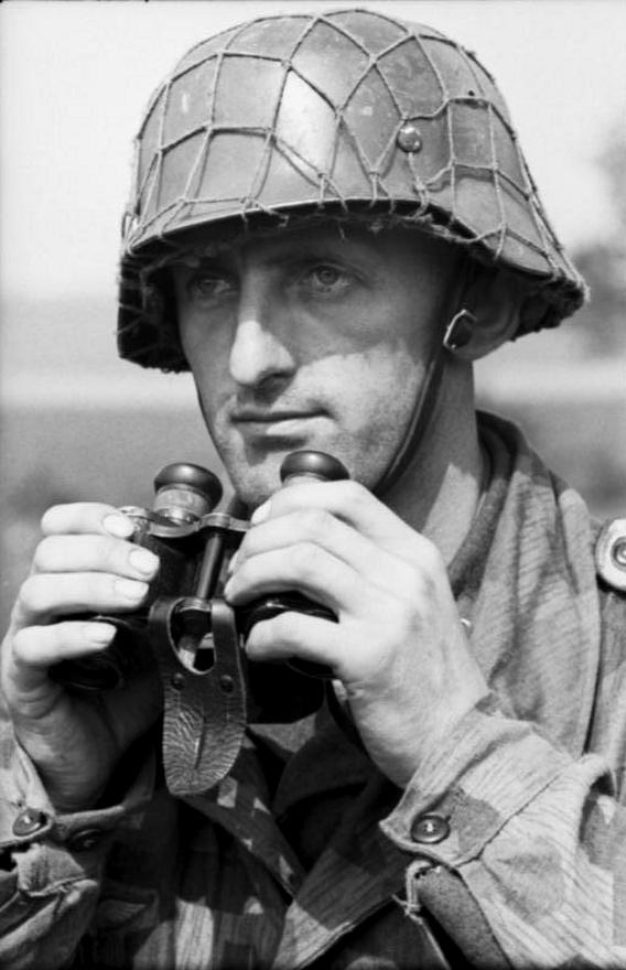 Filet de casque de l'armée allemande 21b1010