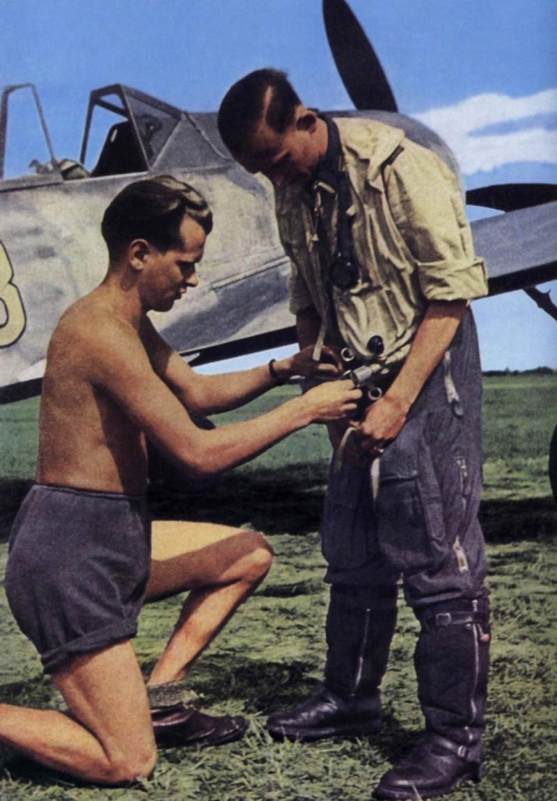 La Luftwaffe en couleurs ! 2213