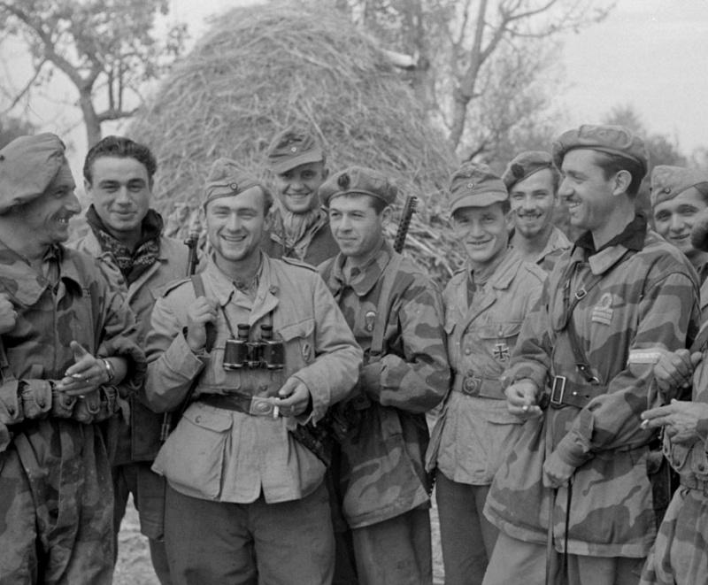 Les différentes vareuses de la Luftwaffe 2215