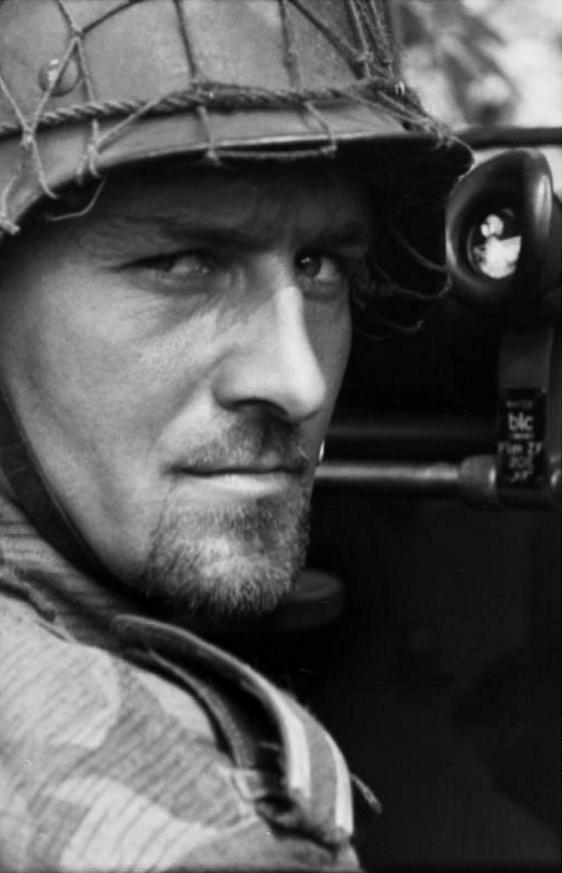Filet de casque de l'armée allemande 22b1010