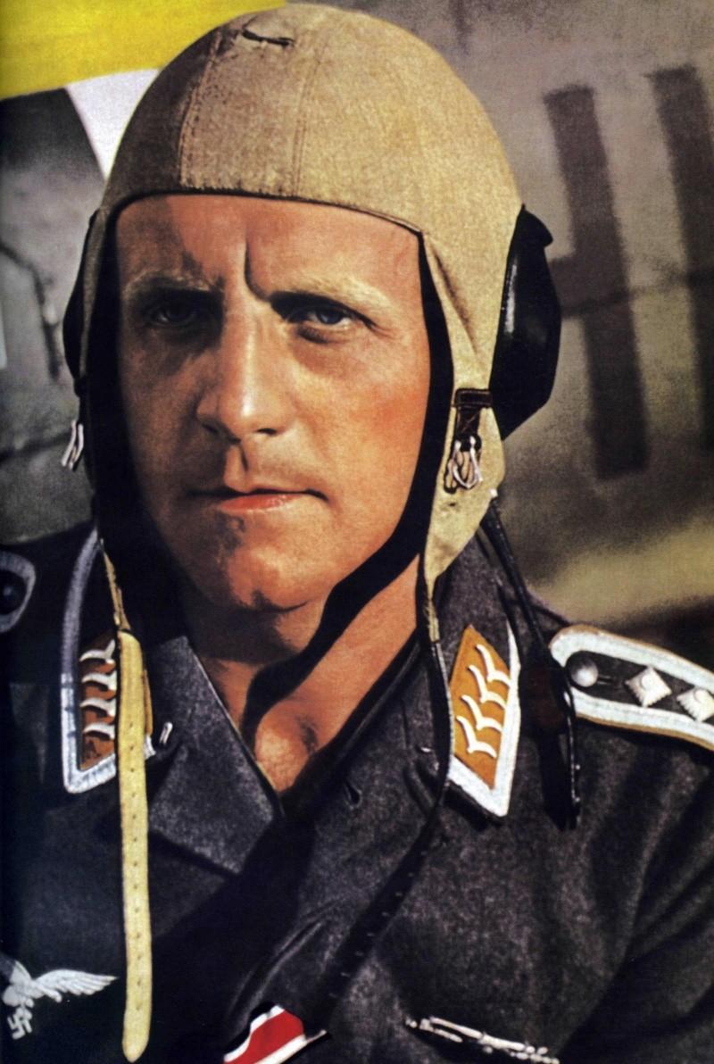 La Luftwaffe en couleurs ! 2510