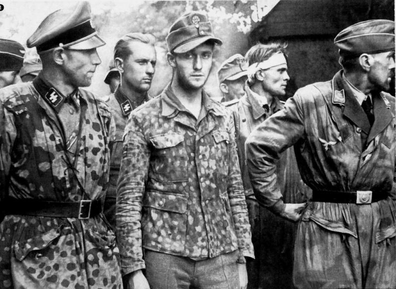 Les troupes de la Luftwaffe en Normandie - Page 4 25812
