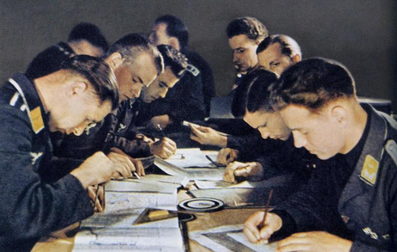 La Luftwaffe en couleurs ! 2610