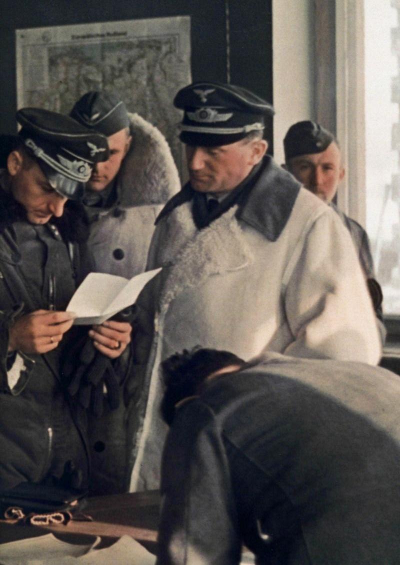 La Luftwaffe en couleurs ! 2710