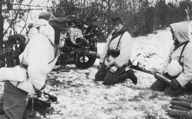 Les chasseurs de chars, Panzerjäger, de la Luftwaffe 2b10