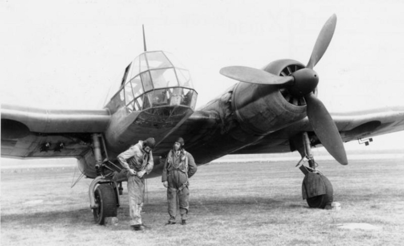 Les correspondants de guerre (Kriegsberichter) de la Luftwaffe 2b12