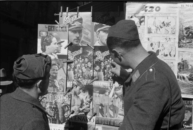 Les soldats de la Luftwaffe au repos ! 3333_c10