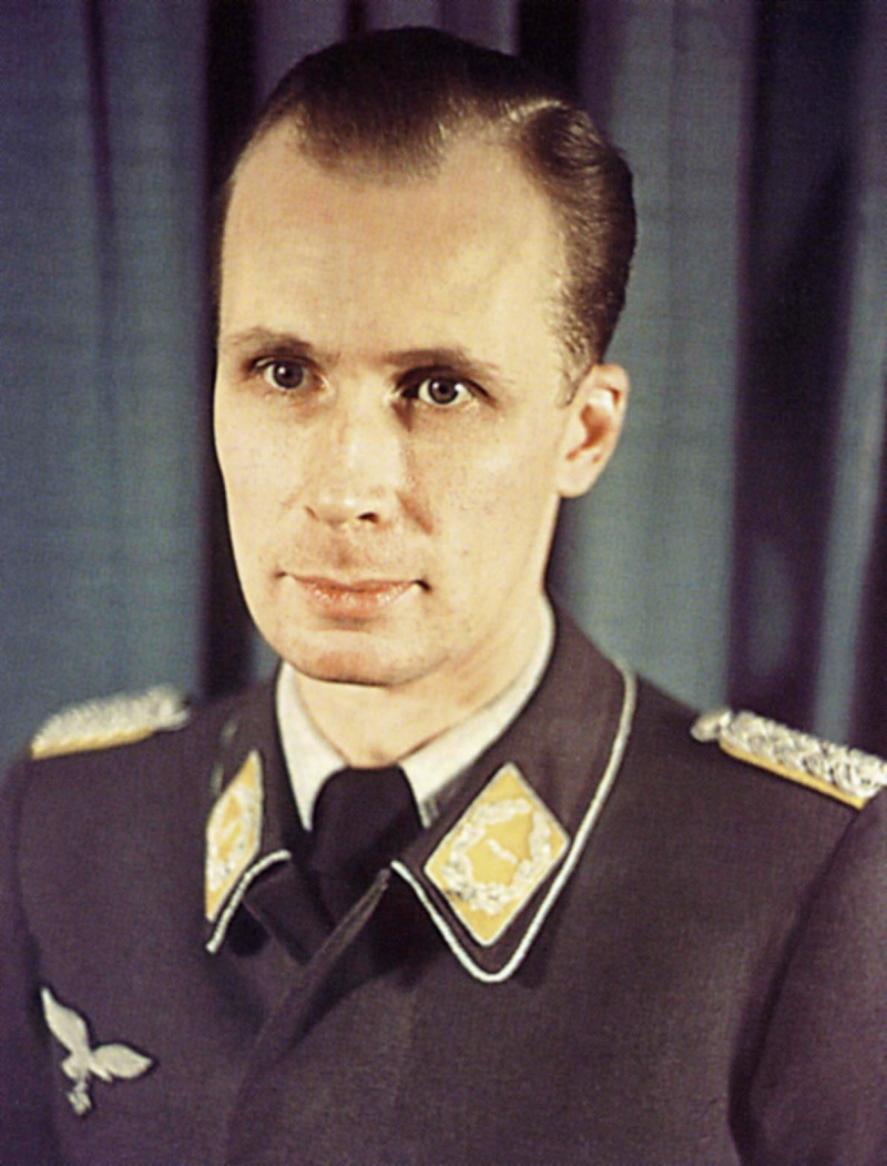 La Luftwaffe en couleurs ! 3410