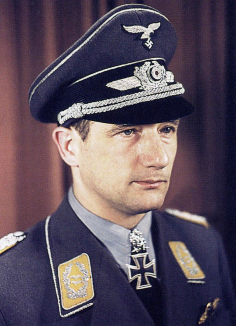 La Luftwaffe en couleurs ! 3510